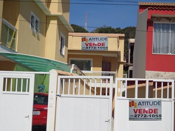 Casa Para Venda, 3 Dormitórios, Costaazul - Rio Das Ostras - 622