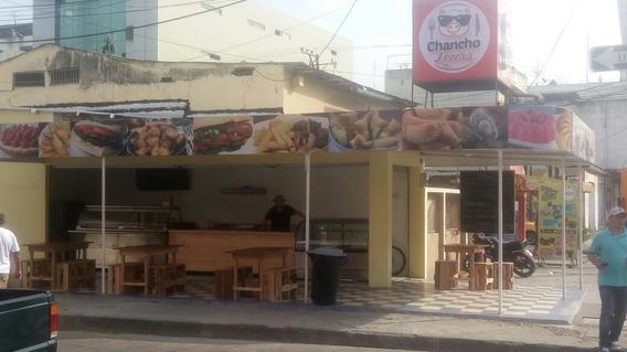 Traspaso Restaurant Con Todo Nuevo