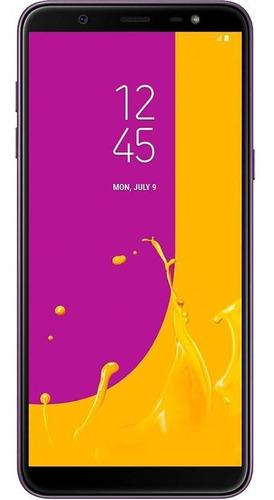 Imagem 1 de 4 de Samsung Galaxy J8 64gb Violeta Bom Usado