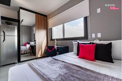 Imagem 1 de 15 de Apartamento - Vila Mariana - Ref: 1130 - L-1130