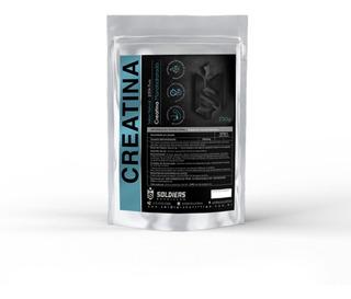Creatina Monohidratada 250g - 100% Pura Importada