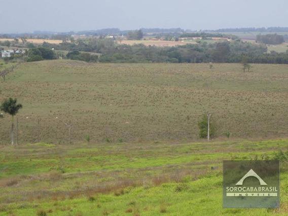 Área À Venda, 101665 M² Por R$ 2.800.000,00 - Nova Tatuí - Tatuí/sp - Ar0003