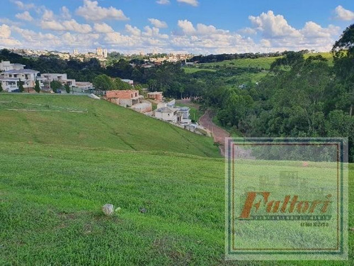 Imagem 1 de 2 de Terreno Em Condomínio Para Venda Em Itatiba, Condomínio Ville De France - Te0104_2-1210659