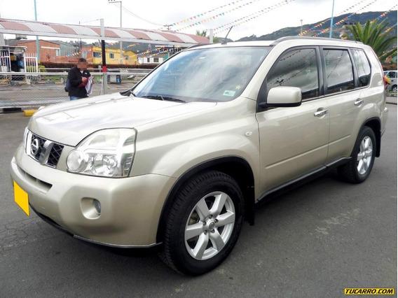 Nissan X-trail 4x4 I Mcvt Lujo