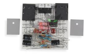 Kit Para Montar Amplificador 100w Com 2sc5200/2sa1943