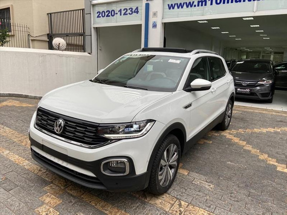 Volkswagen T-cross 1.4 Tsi Highline 16v Flex 4p Automatico