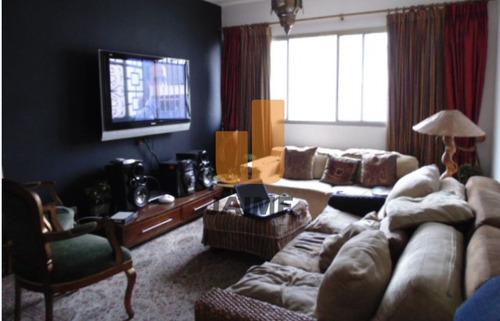 Apartamento Para Venda No Bairro Jardim Paulista Em São Paulo - Cod: Pe7762 - Pe7762
