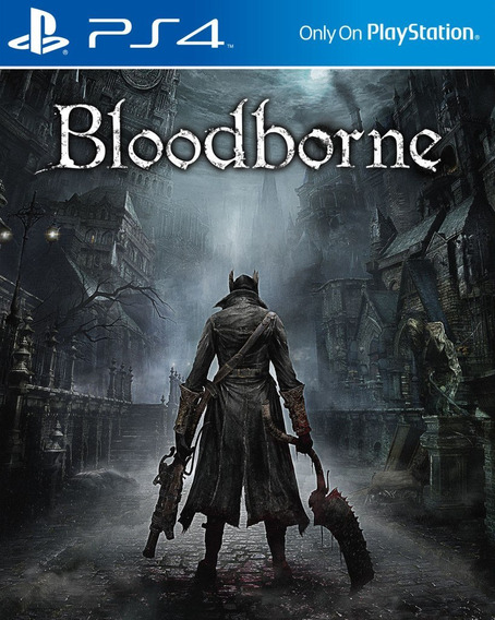 Bloodborne Ps4 Psn Code 1 Digital