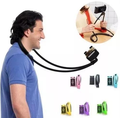 Suporte Articulado Para Celular Phone Holder Pescoço