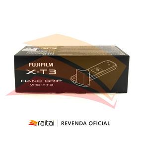 Fujifilm Mhg-xt3 Metal Hand Grip / Empunhadura / Mhg-xt3 /