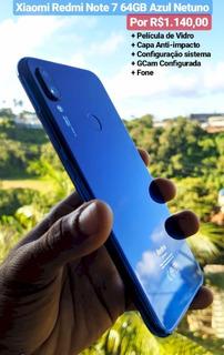Redmi Note 7 64gb Azul