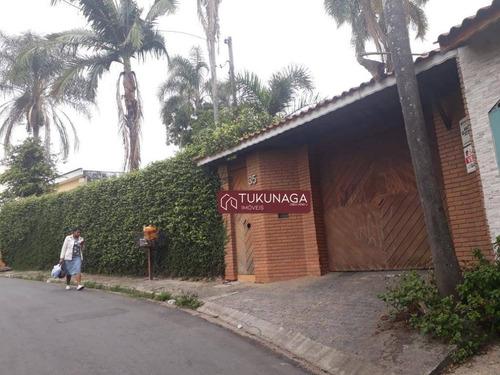 Chácara Com 3 Dormitórios À Venda, 1420 M² Por R$ 700.000,00 - Paraíso (polvilho) - Cajamar/sp - Ch0094