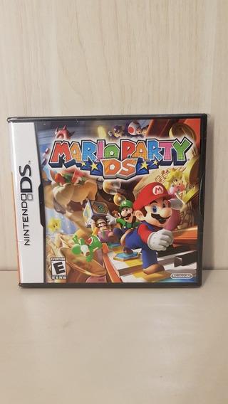Mario Party Ds - Nds - Novo Lacrado Muito Raro