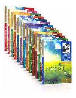 Coleção A Vida No Mundo Espiritual (novo Projeto) 13 Livros