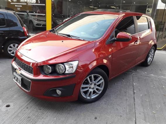 Chevrolet Sonic Ltz (ch)