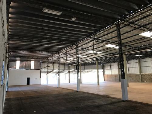 Imagem 1 de 6 de Pavilhão/galpão Industrial À Venda Vila Toninho São José Do Rio Preto/sp - 2021436