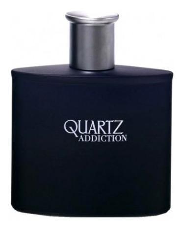Perfume Quartz Addiction Homme Eau De Parfum 100 Ml - Sem Tampa - Molyneux - Original