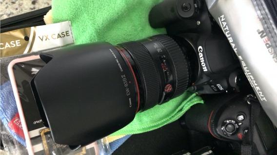 Lente Canon Ef 28-70mm 2.8 L Usm Macro (não É 24-70)