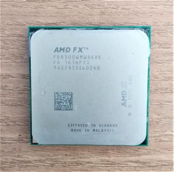 Processador Octacore Amd Fx 8300 Com Cooler