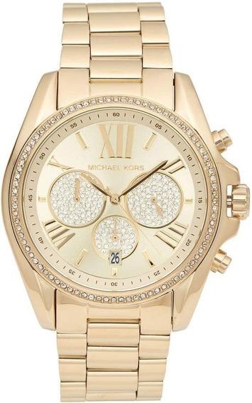 Relógio Michael Kors Mk6538 Dourado