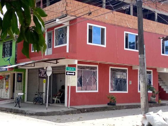 Casa Esquinera Rentable Villavicencio Venta O Permuta Menor