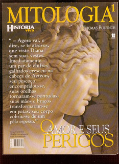 Revista Mitologia - O Amor E Seus Perigos - Thomas Bulfinch