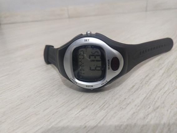 Relógio Digital De Pulso Prata