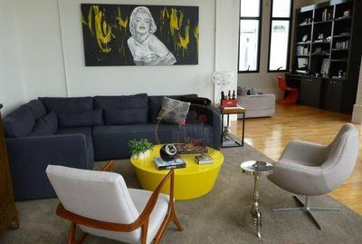 Loft Com 2 Dormitórios À Venda, 134 M² Por R$ 3.250.000 - Itaim Bibi - São Paulo/sp - Lf0032