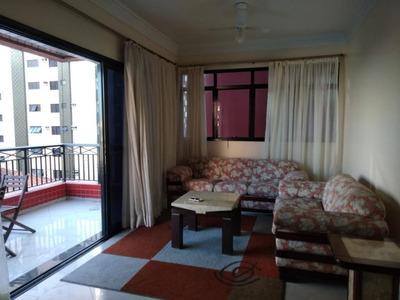 Apartamento Em Aparecida, Santos/sp De 200m² 4 Quartos Para Locação R$ 6.000,00/mes - Ap115787