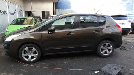 Peugeot 3008 2012 Mecanico Full Económico Credito 20%pie
