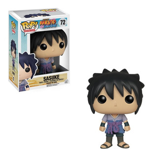Figura Funko Pop Animation Naruto - Sasuke 72