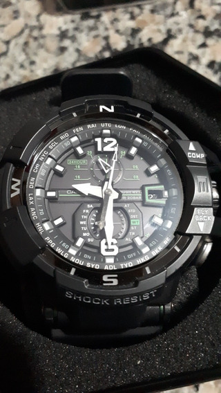 Casio G Shock Gwa1100-1a3