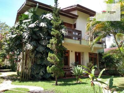 Casa Com 3 Dormitórios Para Alugar Por R$ 3.300/ano - Park Imperial - Caraguatatuba/sp - Ca0436