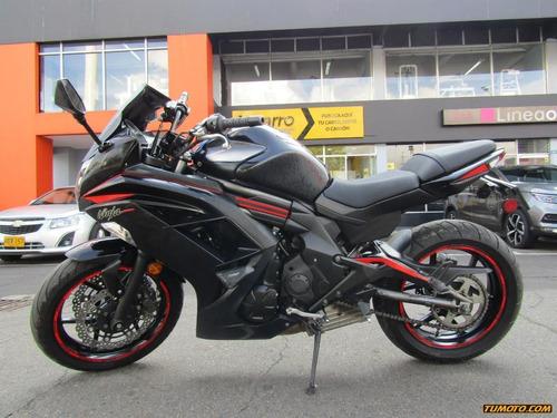 Motos Kawasaki Ninja 650 Er6f