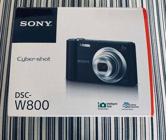 Câmera Digital Sony W800