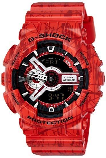 G-shock Ga-110sl-4adr