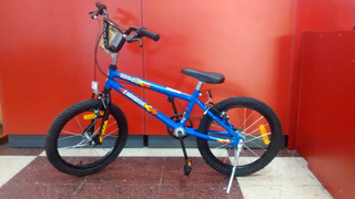 Bicicleta Enrique Rod16 Arrow 018 Azul