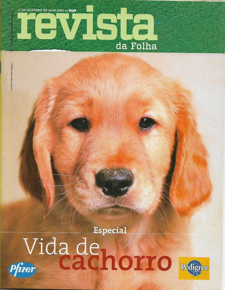 Revista Da Folha S. Paulo Out/nov 2006 - 10 Revistas Raras