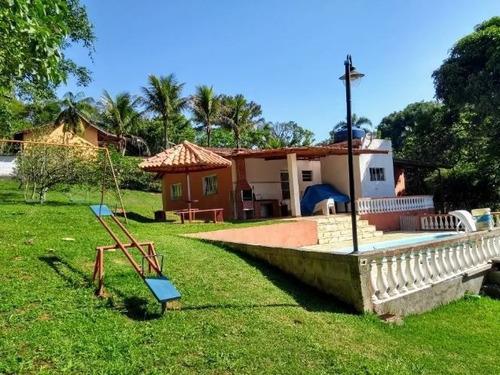 Imagem 1 de 11 de Chácara À Venda, 1695 M² Por R$ 300.000,00 - Parque Santa Teresa - Santa Isabel/sp - Ch0043