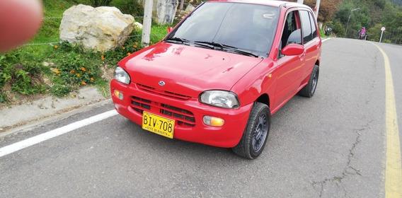 Subaru Vivio Cc 660 4 Puertas Mt