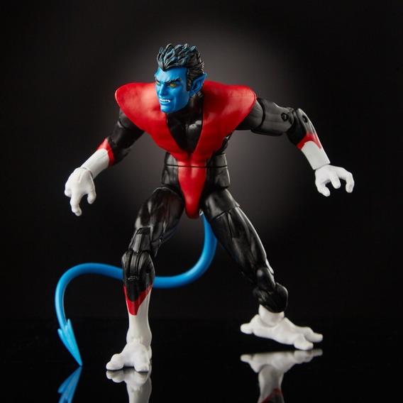 Boneco Marvel Legends 15 Cm Nightcrawler Baf Wendigo - E5302