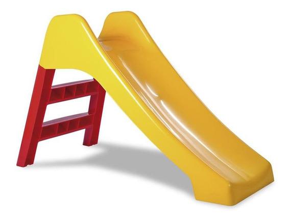 Toboganes Infantiles Mi Primer Tobogan Rondi 3 Escalones Cuo