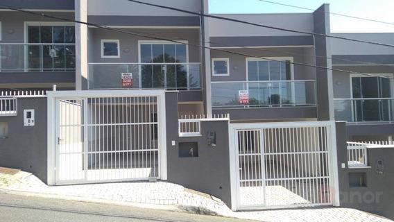 Casa Com 3 Dormitórios À Venda, 84 M² Por R$ 370.000,00 - Fortaleza - Blumenau/sc - Ca0467