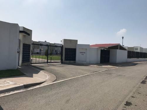 Casa En Renta Semi-amueblada En 3 Cantos, Pda Genova