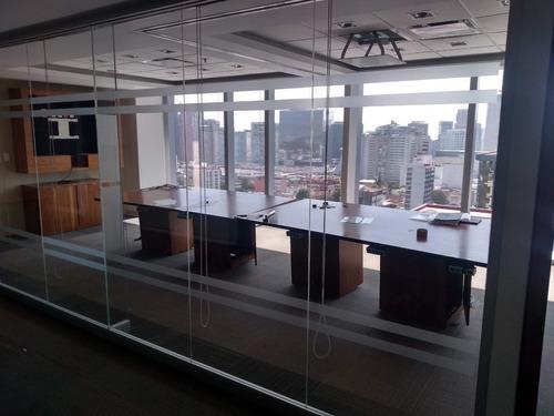 Imagen 1 de 24 de Polanco Cdmx Piso Completo De Oficina Acondicionado  En Rent