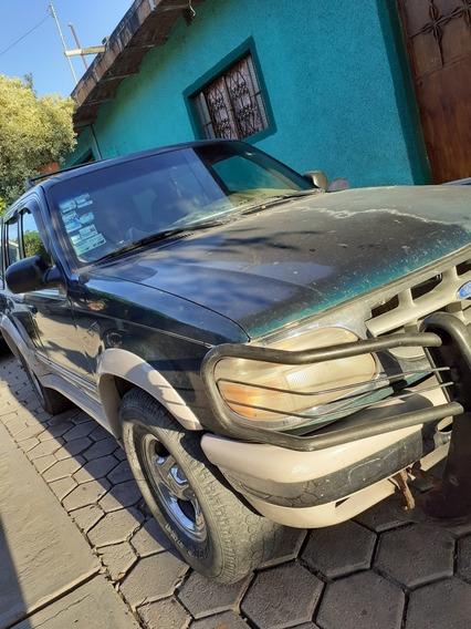 Ford Explorer 4ptas 4wd, 6 Y 8 Cil
