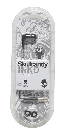 Fone De Ouvido Skullcandy Inkd 2.0 Preto