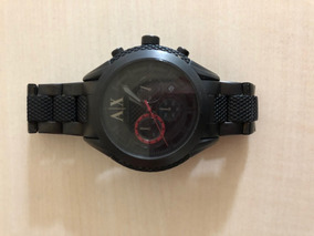 Relogio Armani Exchange Ax1215 48mm Novo Original