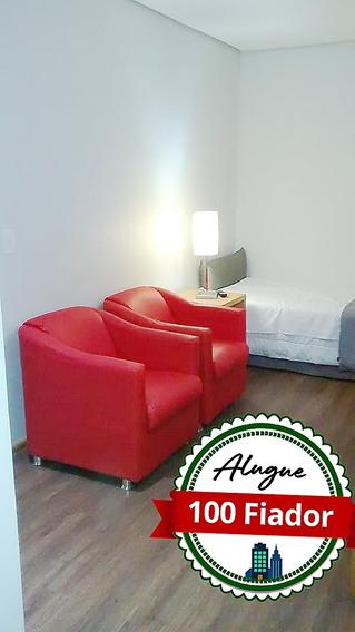 Ref.: 1011 - Apartamento Tipo Flat De 1 Quarto, Centro De Santo André -sp - 60566727