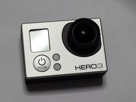 Camera Go Pro Original Hero 3 Completa